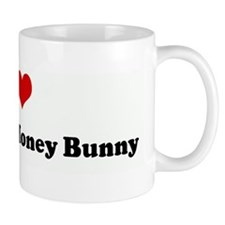 I Love Being Rob's Honey Bunn Mug