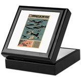 Aircraft of the RAF Keepsake Box