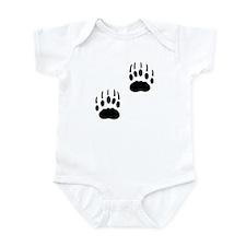 Badger Tracks Infant Bodysuit