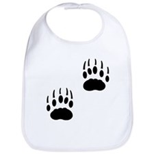 Badger Tracks Bib