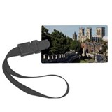 England, Yorkshire, York, York M Luggage Tag
