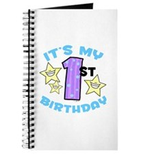 First Birthday Journal