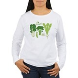Go Green! Long Sleeve T-Shirt