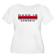 Armenia Made In T-Shirt