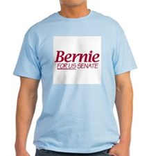 BERNIE SANDERS - SENATE Ash Grey T-Shirt