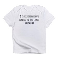 Cute Breastmilk Infant T-Shirt