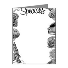 LiquidLibrary Note Cards (Pk of 10)