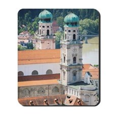 Saint Stephan's Cathedral, Passau, German Mousepad