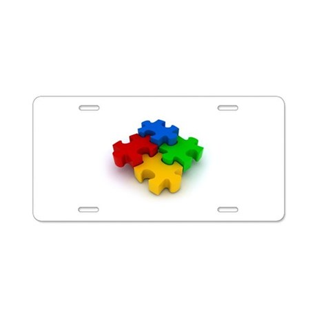 Autism License Plates and License Plate Frames | Autism Awareness Gear