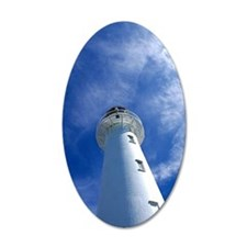 Lighthouse Looking from Belo Wall Decal