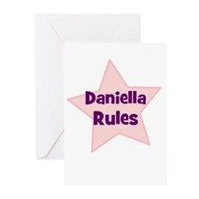 Daniella Rules Greeting Cards (Pk of 10)