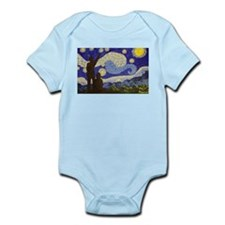 Dr. Starry Night Body Suit