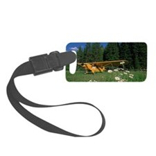 Airplane, Great Bear Wilderness, Luggage Tag