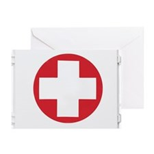First aid kit Greeting Cards (Pk of 20)