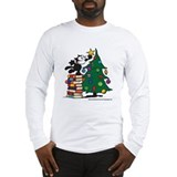 FELIX TOPPING THE TREE copy Long Sleeve T-Shirt