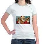 Merry Christmas Santa - Horn Playing Santa Jr. Rin