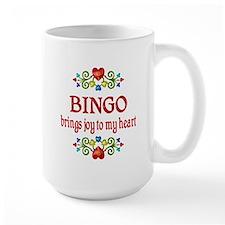 Bingo Joy Mug