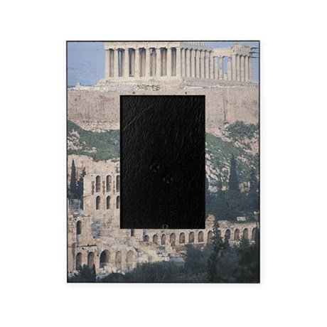 Acropolis of Athens , Greece Picture Frame