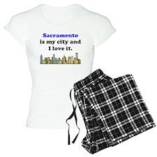 Sacramento Is My City And I Love It Pajamas