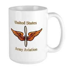 Army Aviation mug