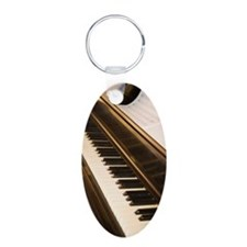 Piano keyboard Keychains