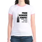 EMPIRE STATE BUILDING Jr. Ringer T-Shirt