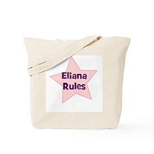 Eliana Rules Tote Bag