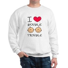 Twins Girl & Boy Sweatshirt
