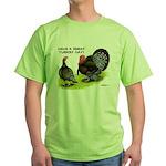 Turkey Day Green T-Shirt