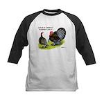 Turkey Day Kids Baseball Jersey