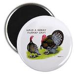 Turkey Day Magnet