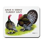 Turkey Day Mousepad