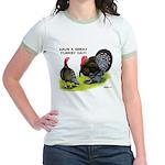 Turkey Day Jr. Ringer T-Shirt