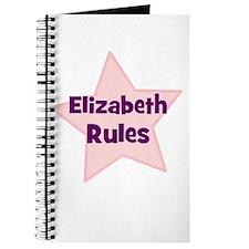 Elizabeth Rules Journal