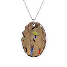 Rock climbing wall Necklace