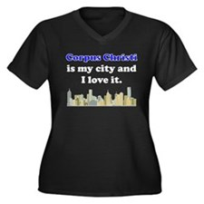 Corpus Christi Is My City And I Love It Plus Size