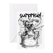 SURPRISE! Birthday card (10 pack)