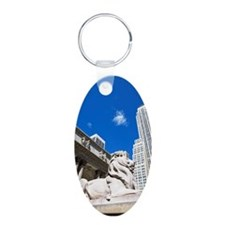 New York City Public Librar Keychains
