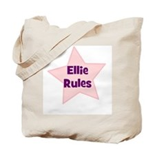 Ellie Rules Tote Bag