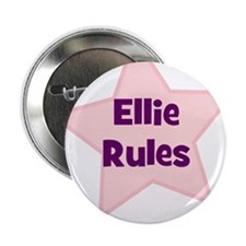 "Ellie Rules 2.25"" Button (10 pack)"