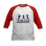 Baseball Aidan Personalized Tee