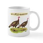 Wild Thanksgiving! Mug