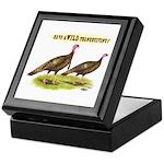 Wild Thanksgiving! Keepsake Box
