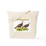 Wild Thanksgiving! Tote Bag