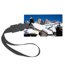 Dolomites Luggage Tag