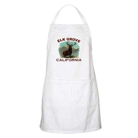 Elk Grove BBQ Apron