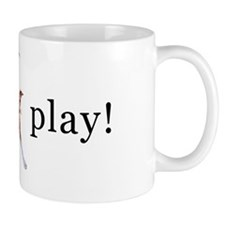 Italian Greyhound Let's Play! Mug