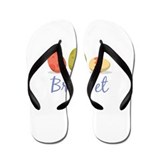 Easter Egg Bridget Flip Flops