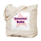 Genevieve Rules Tote Bag