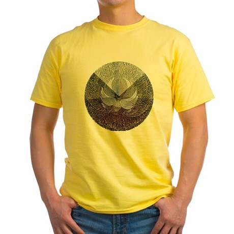 Guardian Angel Yellow T-Shirt